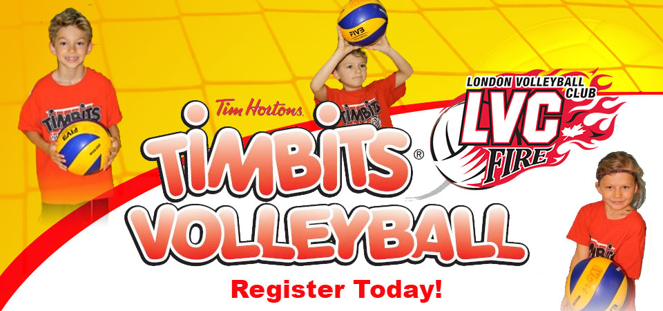 Register for the LVC Timbits Program