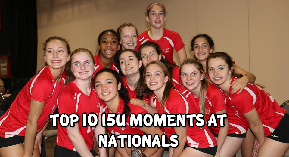Top 10 15u Moments at Nationals