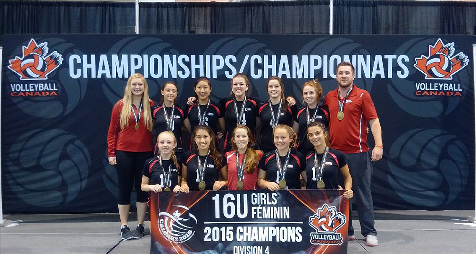 16U Girls Ignite Triumphant in Calgary